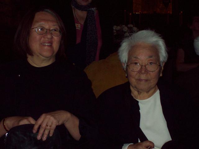 Phyllis y Shinobu